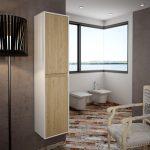 muebles-de-bano-columna-de-bano-valencia-bambu